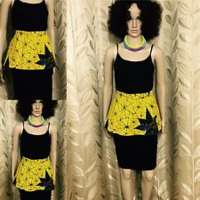 Peplum belt,100%cotton,African print belt