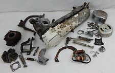 1978 Honda Express NC50 OEM Motor Assembly Engine Tranny Case 78 NC 50 AS IS   B