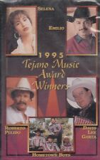 Selena Emilio Roberto Pulido David Lee Garza 1995 Tejano Music Award Cassette