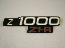 KAWASAKI Z1000Z1-R D1-'78 SIDE COVER BADGE
