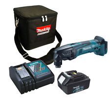 Makita DTM50Z DTM50 18V lithium-ion multi outil + 1 BL1830 + DC18RC + sac