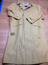 (RARE) Polo Ralph Lauren Light Timber Color Trench Coat 42R #1243