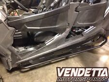 2016 2015 2014 Polaris RZR XP 4 1000 & Turbo Rock Slider Rocker W/ Tube Black