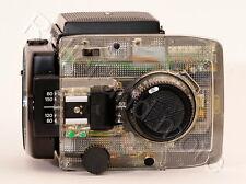 """Rollei Rolleiflex SL66 SE #100000007 """"Dem.-Muster"""" mit durchsichtiger Seite"""