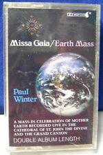 Paul Winter Missa Gail / Earth Mass 1987 CASSETTE TAPE NEW!!