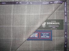 DORMEUIL100%SUPER 110's WOOL WORSTED SUITING FABRIC Amadeus 365 By Dormeuil-3.4m