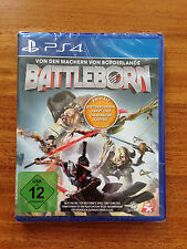 Ps4 jeu Battleborn sony playstation 4 jeu top Game NEUF!!!