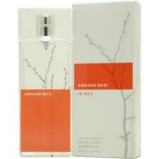 Armand Basi In Red by Armand Basi EDT Spray 3.4 oz