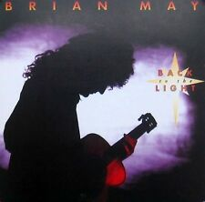 BRIAN MAY POSTER, BACK TO THE LIGHT (SQ5)