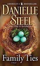 Family Ties Danielle Steel Very Good Book