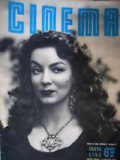 Cinema 67 1951 Anni difficili del cinema italiano. Maria Felix . M.Donskoi [C52]