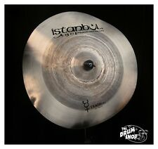 ISTANBUL AGOP 20'' TRADITIONAL TRASH HIT (video demo)