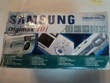 SAMSUNG DIGIMAX 101 1.3MP DIGITAL CAMERA USED (Y)