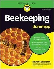 FREE 2 DAY SHIPPING | Beekeeping For Dummies (For Dummies (Pets)), PAPERBACK