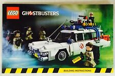 LEGO. Ghostbusters Instruction Booklet. 21108.