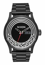 BRAND NEW NIXON WATCH STAR WARS THE SENTRY SS KYLO BLACK A356SW 2444 NEW IN BOX!