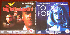 The Eagle Has Landed + To Die For (2 Films On One DVD), Michael Caine/ N. Kidman