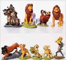Lote de 9 figuras Disney EL REY LEON de 5-9cm PVC figures tv regalo chicas amor