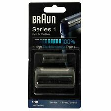 new Braun 10B COMBI 1000 series Foil Replacement Cutter Set Provided for 180 190