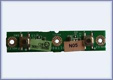 New Toshiba Satellite P100 Touchpad Button Board A000005150