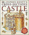 Stephen Biesty's Cross-Sections Castle by Stephen Biesty and Dorling...