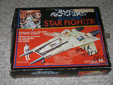 Buck Rogers Star Fighter 1979 Mego Empty Box