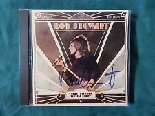 """Original ROD STEWART Signed Autograph """"Every Picture Tells a Story"""" CD w/COA"""