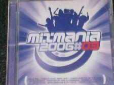 MIX MANIA 2006 # 03 (Mixmania) Groove Cats, Michael Gray, Tiesto, Milk Inc,.....