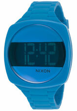 Authentic Nixon The Dash Blue Sports Watch. NEW IN BOX, RRP $129.95.