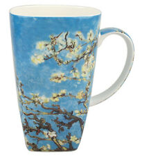 McIntosh Trading VanGogh Almond Blossom Tea Mug Infuser & Lid