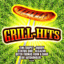 GRILL HITS Partyhits / Fetenkracher 42 Tacks 2 CD Box NIP Classy 2009