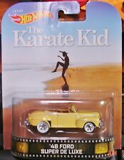 Hot Wheels Entertainment The Karate Kid 1948 Ford Super De Luxe In Stock
