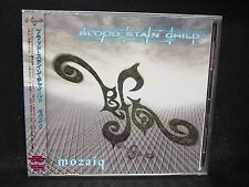 BLOOD STAIN CHILD Mozaiq + 1 JAPAN CD Youthquake  Japan Melodic Death Metal !