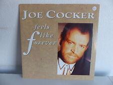 JOE COCKER Feels like forever 2046947