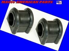 2X STABILIZZATORE IN GOMMA STABIBUCHSE ant. 33/34mm DODGE RAM 2500/3500 94-06