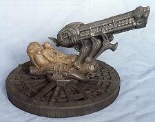 """7""""x7""""Diameter ALIEN SPACE JOCKEY Sci-Fi Movie Resin Model Kit 1/60"""
