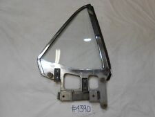1965-1966 Mustang Coupe Quarter Glass Assembly - Clear - Passenger