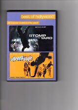 DVD - Best of Hollywood: Stomp The Yard / Street Style (2-DVD`s) / #14019