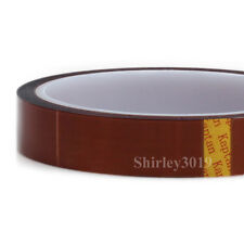 "15mm x 100ft Kapton Tape High Temperature For BGA Polyimide film (0.590"" x 33M)"