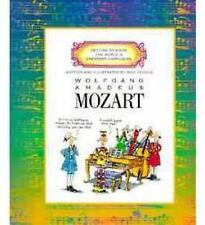 Wolfgang Amadeus Mozart (Getting to Know the World's Greatest Composers), Mike V