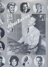 FRANK SINATRA duets P.J. RECORDS EX+ 1984 RARE