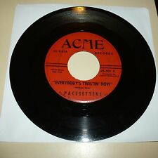 BLACK ROCKER 45 RPM RECORD - PACESETTERS - ACME 501