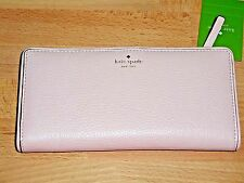 NWT KATE SPADE LARGE STACY MULBERRY STREET WALLET PINK $139