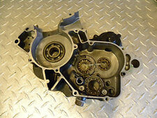CR125 HONDA 1991 @@ CR 125 91 ENGINE CASE RIGHT CRANKCASE CRANK