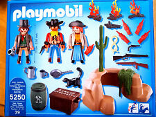Playmobil,WESTERN OUTLAW HIDEOUT,#5250,New in Box