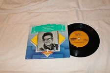 Roy Orbison Import 45 & Picture Sleeve-DREAM BABY/PRETTY PAPER STEREO REISSUE