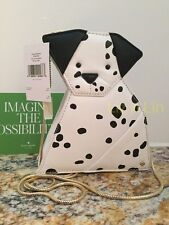 "Kate Spade Origami Dalmation  Black White,Dog, NWT""RoseColored Glasses"" X Body"