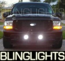 2000-2005 Ford Excursion Super Duty Fog Lamps F250 F350 2001 2002 2003 2004