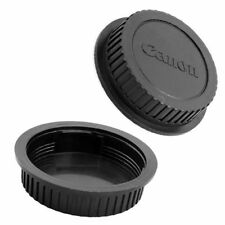 new Rear Lens Cover + Camera Body Cap for Canon DSLR SLR Lens