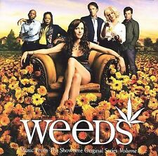 Weeds: Music from the Original Series, Vol. 2 Original TV Soundtrack Audio CD